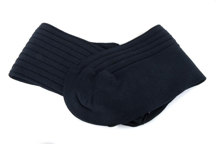 Cotton Socks - Navy Blue