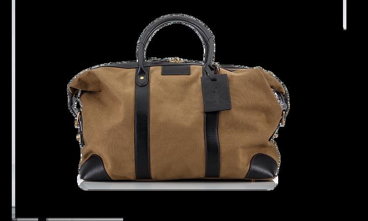 Weekend Bag - Khaki Canvas