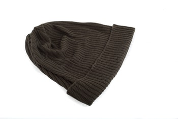 Cap Wool Thin - Olive