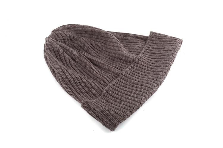 Cap Wool Thin - Grey
