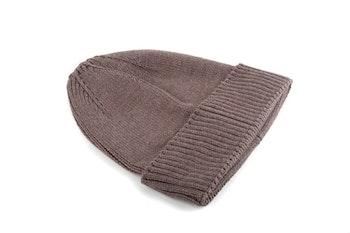 Cap Wool Rib - Nougat