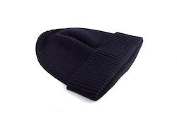 Cap Wool Rib - Navy Blue
