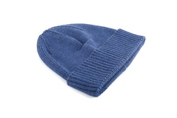 Cap Wool Rib - Blue