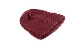 Cap Wool Rib - Rust