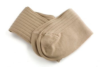 OTC Cotton Socks - Beige