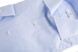 Fine Pinpoint Oxford Shirt - Light Blue