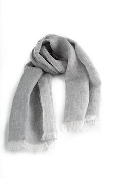 Scarf Solid - Grey