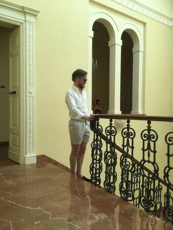 Pinpoint Oxford Shirt - White