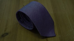 Silk Donegal Solid - Purple