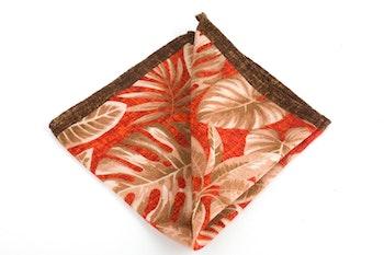 Wool Palma - Rust/Beige/Brown