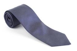 Silk Micro - Navy Blue/White