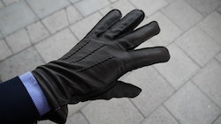 Deerskin Gloves - Brown
