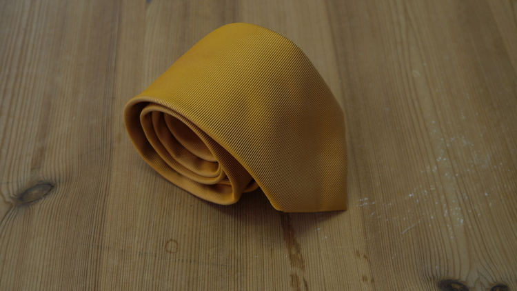 Silk Solid  - Yellow