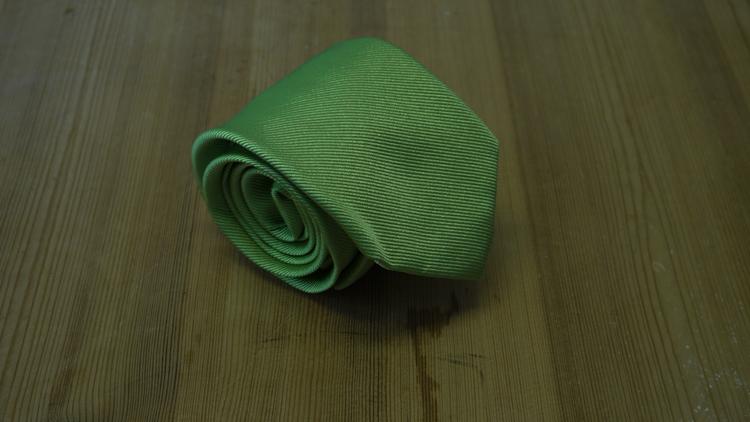 Silk Solid - Light Green
