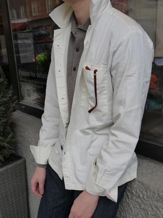Overshirt Cotton - Creme