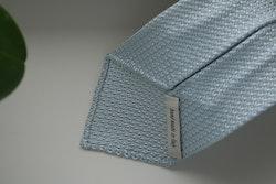 Solid Silk Grenadine Grossa Tie - Untipped - Mint