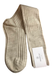 OTC Merino Socks - Naturale Beige
