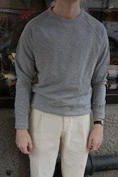 College Sweater - Light Grey