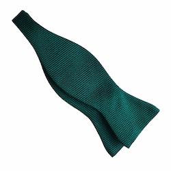 Solid Grenadine Bow Tie - Green