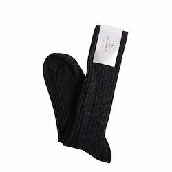 Merino Socks - Dark Grey