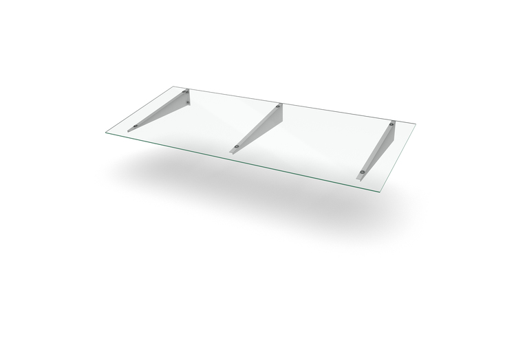 Entrétak Easy Collection Flat D=800