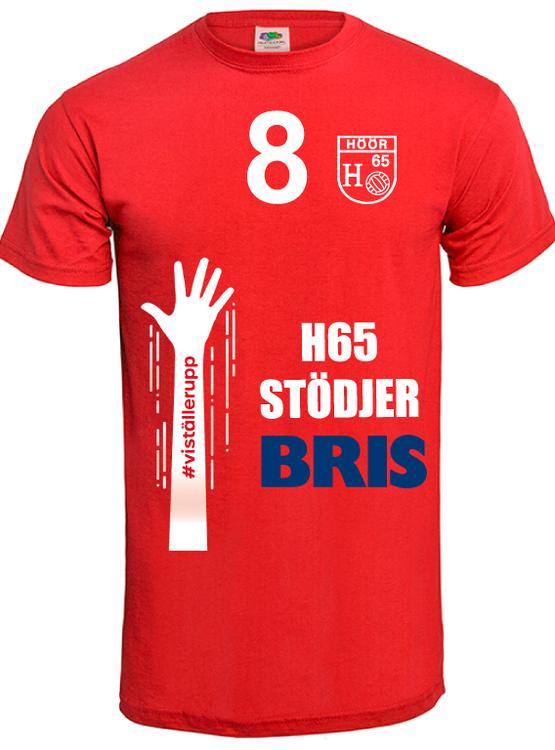 Supporter t-shirt BRIS