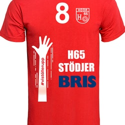 Supporter t-shirt BRIS