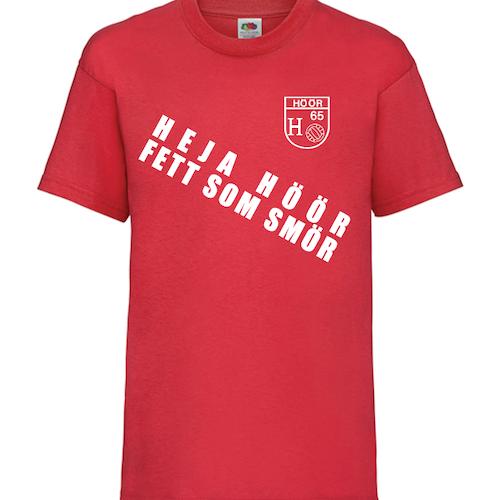 HEJA HÖÖR T-SHIRT (BARN)