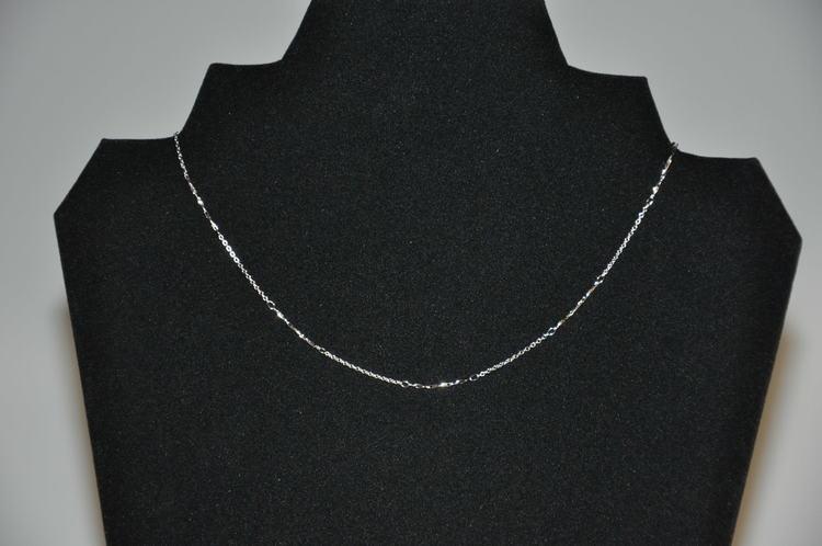 Dilligaf MF0055 - Silverhalsband 925