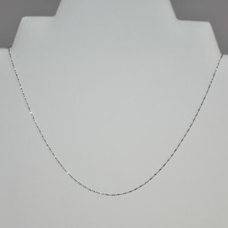 Dilligaf MF0005 - Silverhalsband 925
