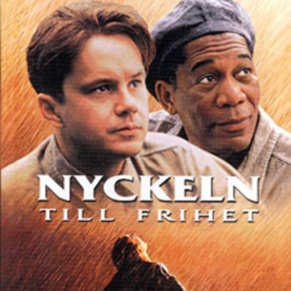 DVD Nyckeln till Frihet The Shawshank Redemption