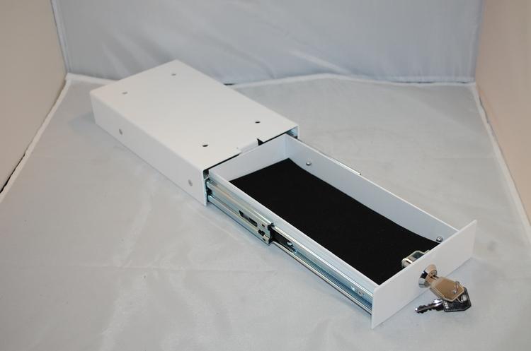 Götessons, utdragbar låda till skrivbord