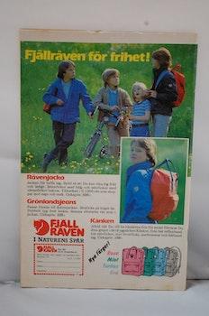 Serietidning 91an Nr 17 - År 1985