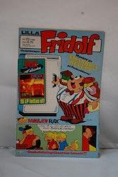 Serietidning Lilla Fridolf Nr 22 - År 1984