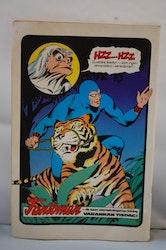 Serietidning James Bond Agent 007 Nr 4 - År 1985