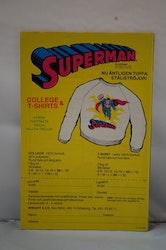 Serietidning Stålmannen Nr 8 - År 1986