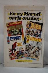 Serietidning Stålmannen Nr 1 - År 1985
