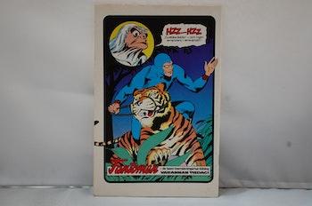Serietidning Stålmannen Nr 2 - År 1985