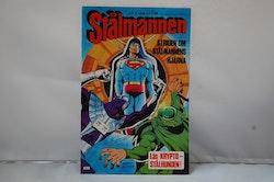 Serietidning Stålmannen Nr 3 - År 1985