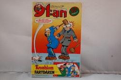 Serietidning 91:an Nr 4 - År 1986