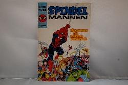 Spindelmannen Marvelklubben Nr 1 - År 1984