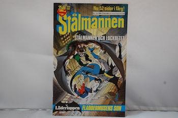 Stålmannen Nr 13 - År 1984