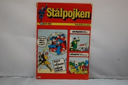 Stålpojken Nr 11 - År 1975