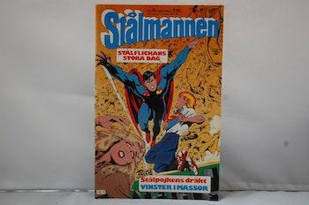 Stålmannen Nr 9 - År 1985
