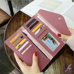 Kuvertväska 10-fack i flera färger