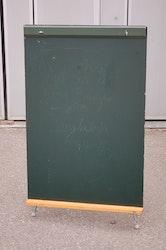 Griffeltavla Grön - Golvmodell