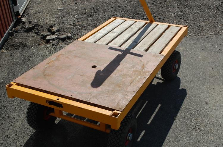 Hörby Bruk Transportvagn 1000 kg