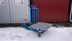 Monark Plockvagn / Flaksparkcykel