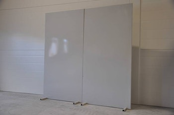 Svetsväggar - 200 x 100 cm