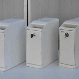 3 x kassabox MBG